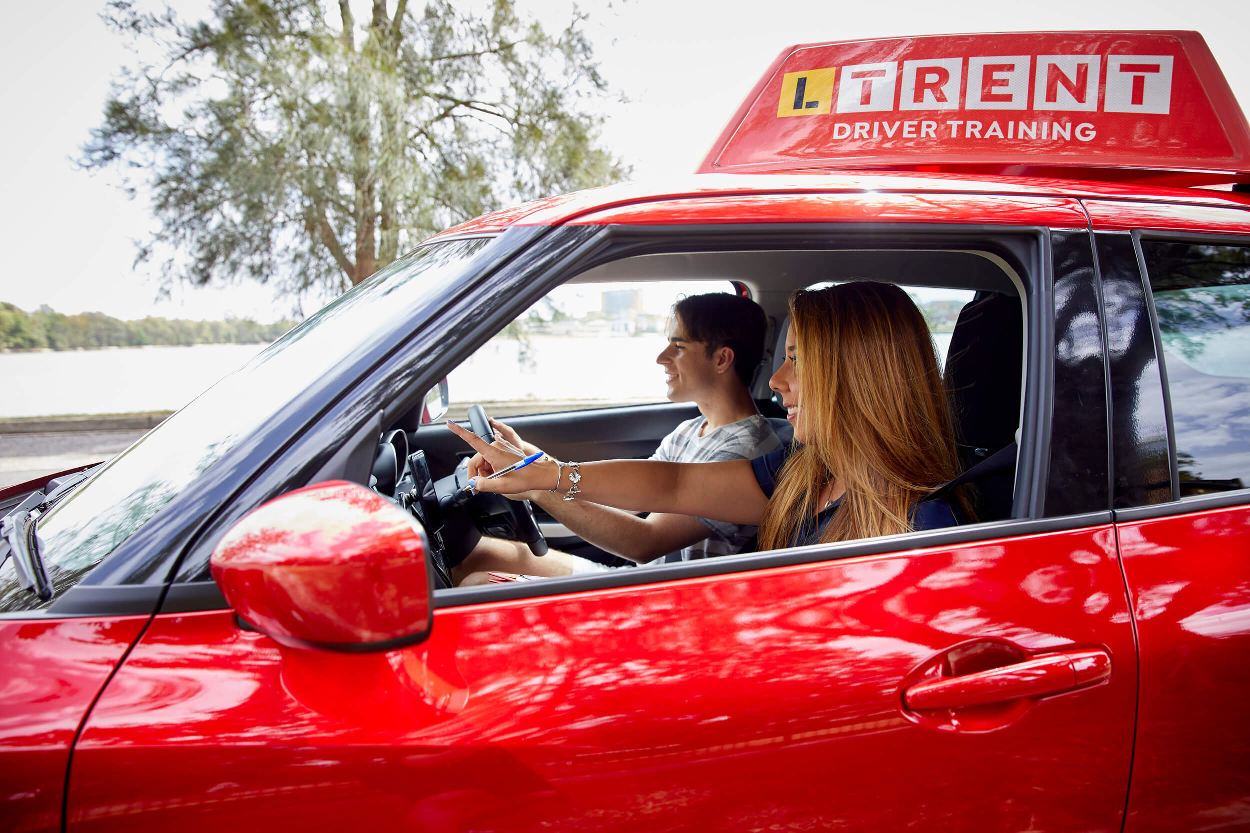 How Many Driving Lessons Do I Need To Pass | LTrent Driving School