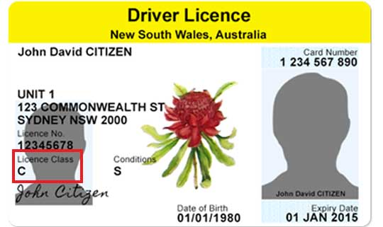 Different NSW Driver Licence Classes | LTrent Driving School Blog