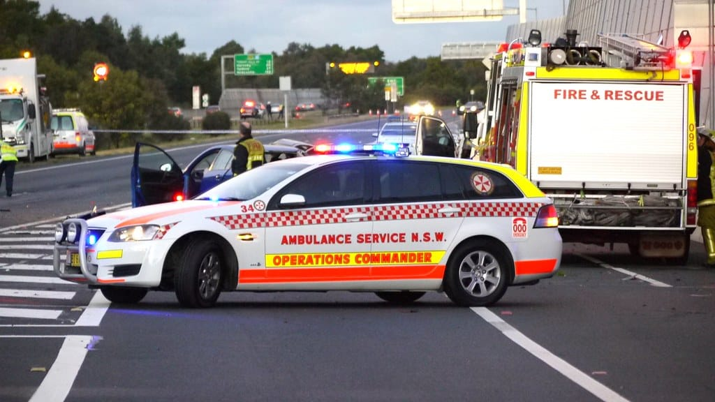 Road Rules Concerning Emergency Vehicles In NSW | LTrent