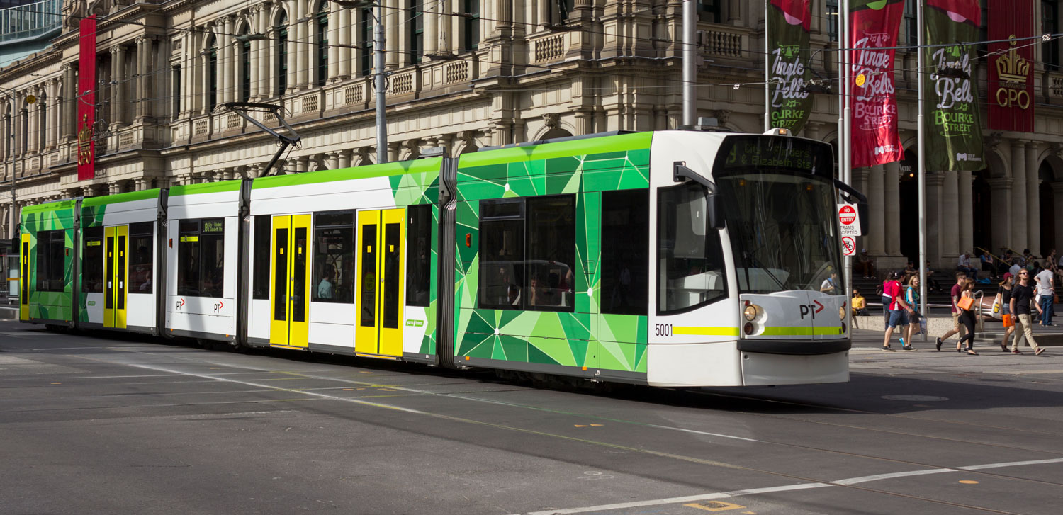 Driving With Trams In Melbourne | LTrent Driving School