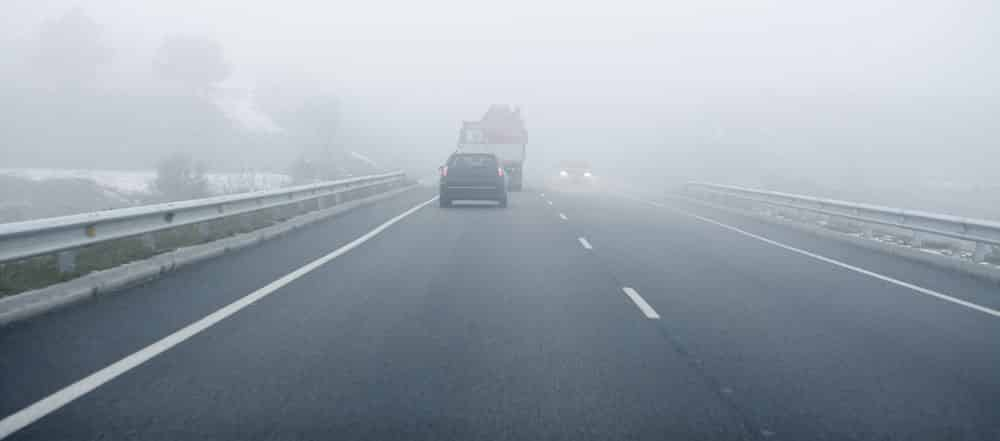 How To Drive Safely In Fog | LTrent Driving School