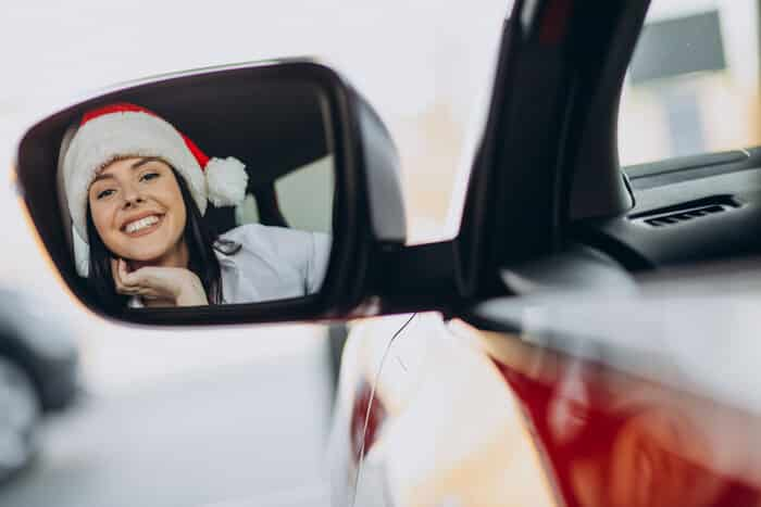 Ltrent Christmas Driving Tips