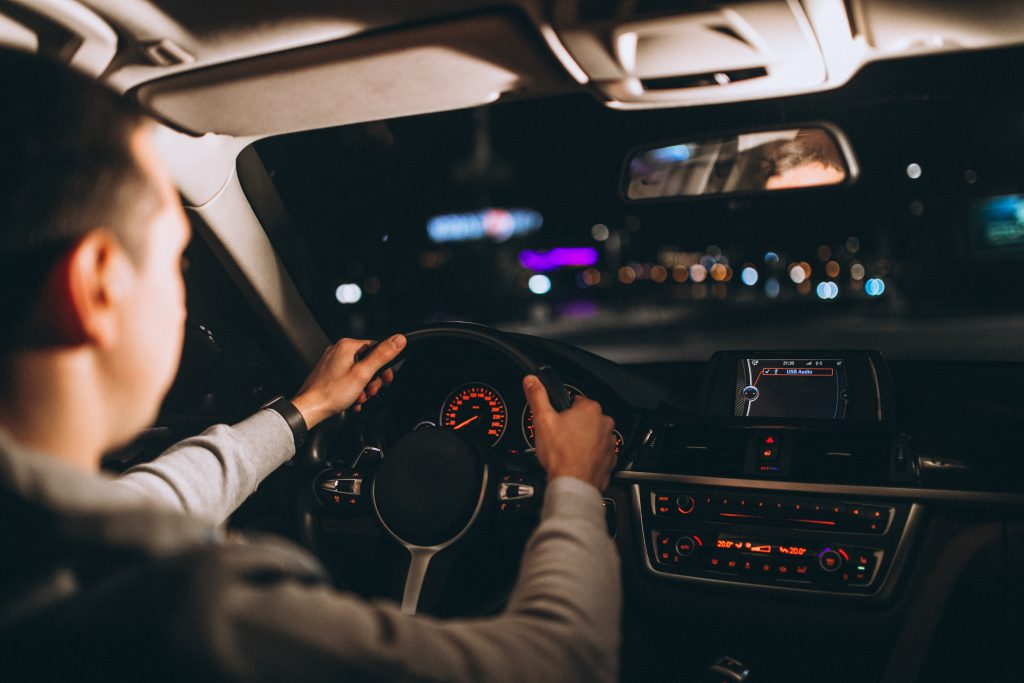 How Do I Get Over My Fear Of Driving At Night? Our Top Tips And Advice | LTrent Driving School Blog